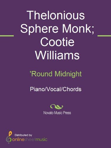 Round Midnight Kindle Edition By Cootie Williams Thelonious