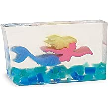 Primal Elements Mermaid 6.5 Oz. Handmade Glycerin Bar Soap