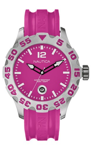 Nautica A14607G - Reloj analógico de Cuarzo para Mujer