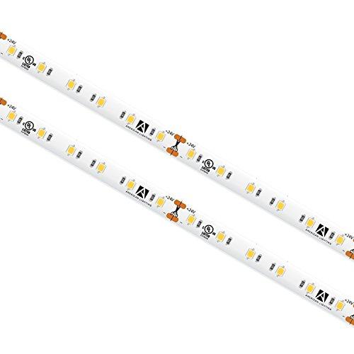L-WW-33 Trulux Standard Grade Indoor Single Color Tape Light Kit, 32.8-feet, Warm White ()