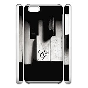 iPhone 6 4.7 Inch Cell Phone Case 3D Piano 91INA91151315