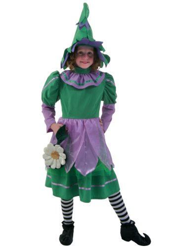[Fun Costumes ' Munchkin Girl Costume Medium] (Lullaby League Wizard Of Oz Costume)