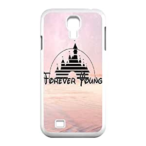 Forever Young Classic Personalized Phone Case for SamSung Galaxy S4 I9500,custom cover case ygtg589946