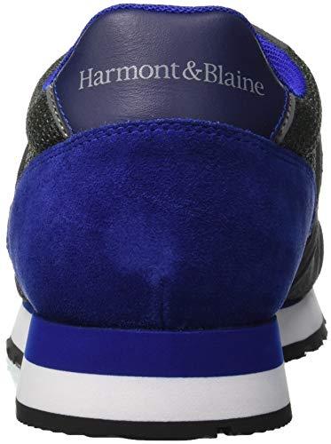 Grigio Blaine Grigio Scarpa amp; Sneaker Uomo 622 Harmont PvSOXqfcP