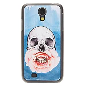 CL - Moda Diseñado Skeleton Patrón Protevtive caso trasero duro Humanos para Samsung i9500 Galaxy S4