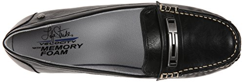 Lifestride Womens Viva Mocassino Slip-on Nero