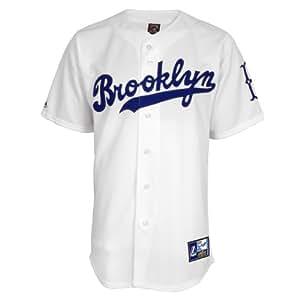 Amazon.com : MLB Jackie Robinson #42 Brooklyn Dodgers