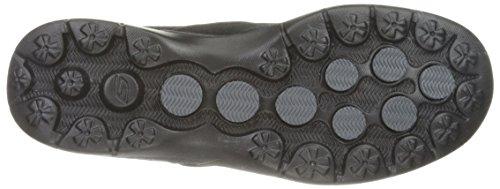 Skechers Go Step-Cheery Damen US 7.5 Schwarz Slipper