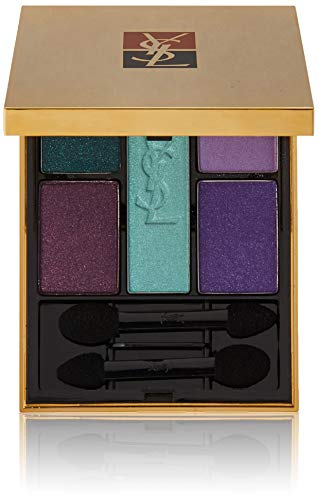 Yves Saint Laurent Ombres 5 Lumieres (5 Colour Harmony For Eyes), No. 11 Midnight Garden, 0.29 Ounce