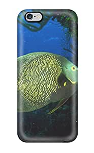6 Plus Scratch-proof Protection Case Cover For Iphone/ Hot Sea Animals Phone Case