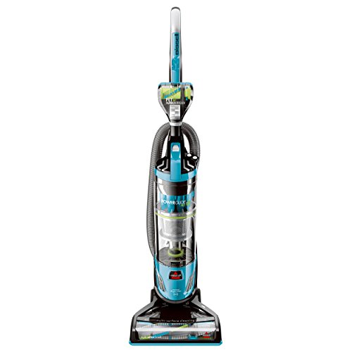 (Bissell PowerGlide Pet Hair Bagless Vacuum Cleaner, Blue)