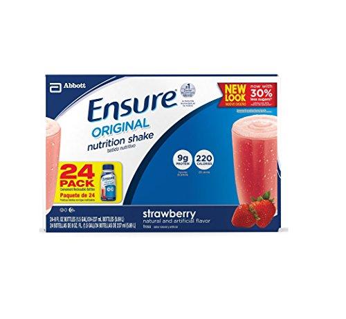 Ensure Original Nutrition Shake Strawberry product image