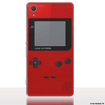 Cokitec-Carcasa para Sony Xperia Z3, diseño de Game Boy ...