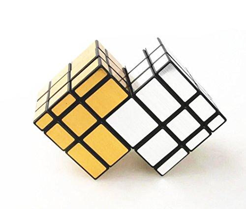 QTMY Plastic Irregular Speed Magic Cube Puzzle
