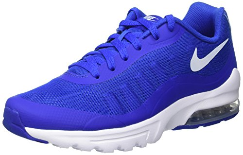 new style d7d64 66163 Galleon - Nike Mens Air Max Invigor Running Shoe Game Royal White 12
