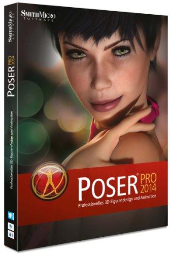 Poser Pro 2014 dt. Mac/Win