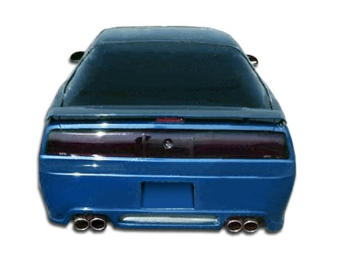 Duraflex ED-BST-824 Xtreme Rear Bumper Cover - 1 Piece Body Kit - Compatible For Pontiac Firebird 1982-1992