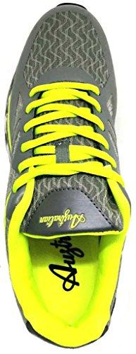 AUSTRALIAN Sportive Sneakers AU Grigio Uomo Scarpe 300 MOD rarqZzpcw
