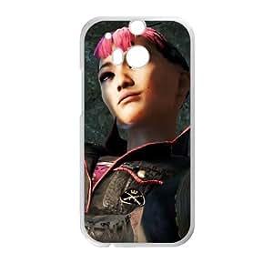 HTC One M8 Cell Phone Case White Far Cry 4 Yuma Lau LSO7837808