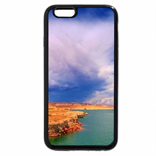 iPhone 6S / iPhone 6 Case (Black) Canyon Lake