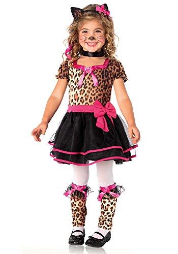 Child Pretty Kitty Costumes - Leg Avenue Children's Pretty Kitty Costume