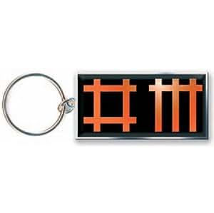 Llavero Depeche Mode Motivo:Logo