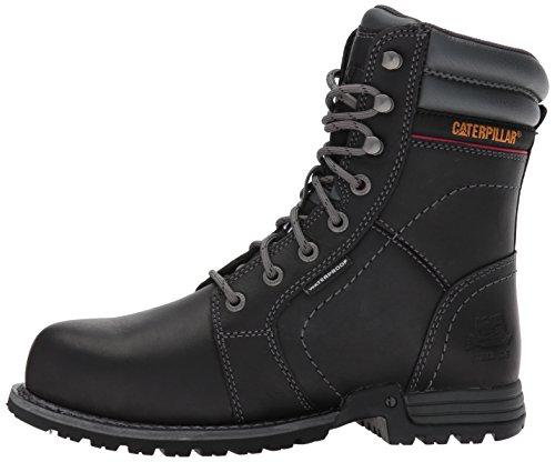 Caterpillar Women's Echo Waterproof Steel Toe Industrial and Construction Shoe, Black, 9 W US by Caterpillar (Image #5)