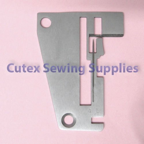Brand Needle Throat Plate For Babylock Simplicity Riccar Home Serger #60993 Cutex TM