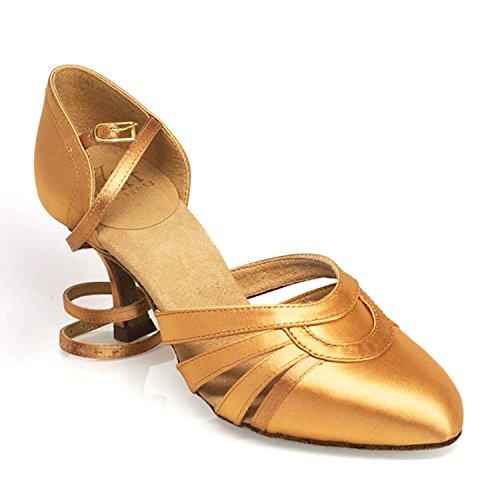 Ray Rose 104 Nevada Womens American Smooth Dance Shoes (uk Maat 7.5 / 2.5 Inch Uitlopende Hak)