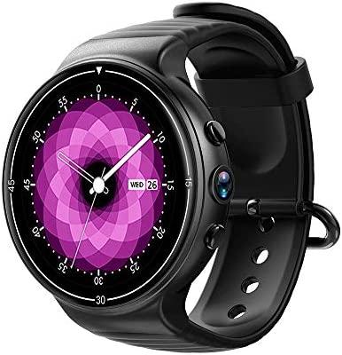 HUIGE Reloj Elegante con El Monitor del Ritmo Cardíaco, Bluetooth ...