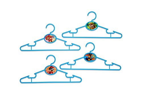 Delta Children 50 Piece Infant and Toddler Hangers, Nick Jr. PAW Patrol