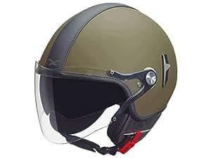 Nexx Helmets X60 Cruise - Green Military Soft, XXL [01x6016152]