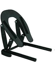 Therapist®s Choice® Standard Universal Adjustable Massage Table Face Cradle - Black