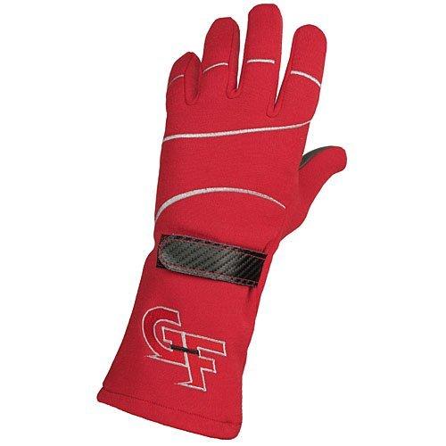 G - Force Racing Gear g6グローブLrgレッド B01A1V3HX4