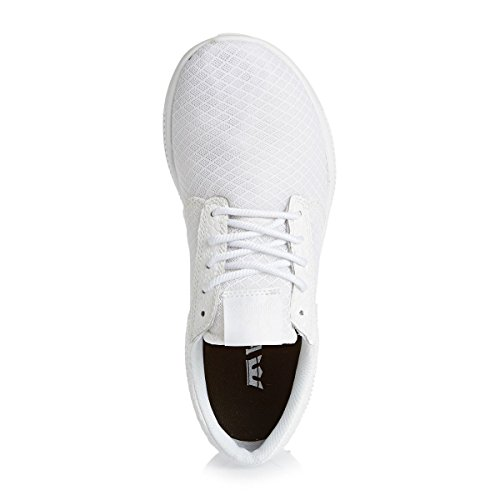 Shoes Hammer Womens WHITE WHITE Run Supra White Black Skate zYqw7Tx