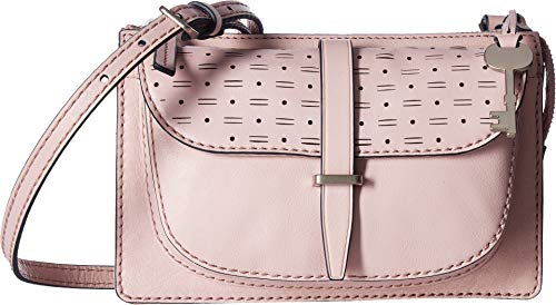 Fossil Women's Ryder Small Crossbody Burnished Lilac One Size