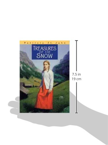 Treasures of the Snow (Patricia St John Series)