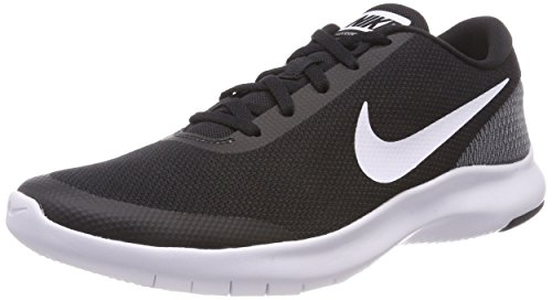 Pictures of NIKE Women's Flex Experience Run 7 Shoe 908996 Wolf Grey White Cool Grey 1