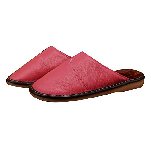 pour TELLW Chaussons Winter Rose femme SPw54xqp