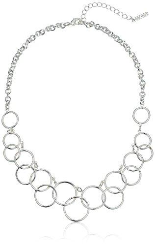 Nine West Classics Silver Tone Multi Circle product image
