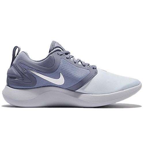 Nike Wmns Lunarsolo Womens Aa4080-404 Dark Sky Blue / Chrome-glacier Blue