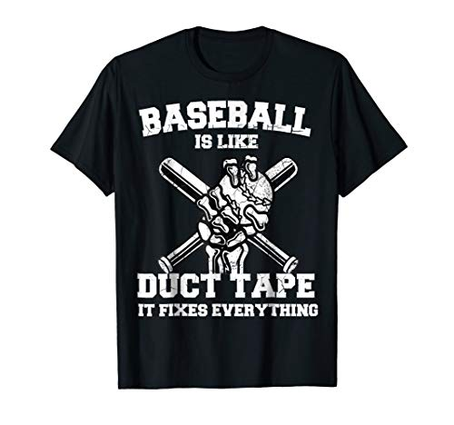 Funny Baseball Saying Shirt Gift with Bat and