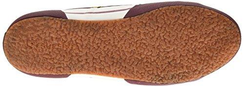 Superga 2754-plusnylu - Zapatillas de deporte Unisex adulto Burdeos
