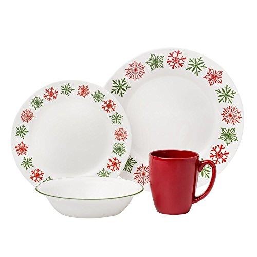 Corelle Impressions Cheerful Flurry 16-pc Dinnerware Set
