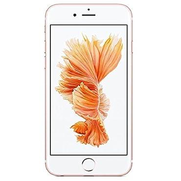 Apple iPhone 6S Plus 64 GB Unlocked, Rose Gold (Certified Refurbished)