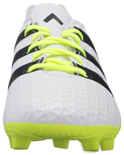 Adidas Performance As 16,4 zapato fxg W fútbol, â??â??choque rosa / azul / negro, 5 M US White/Black/Electricity