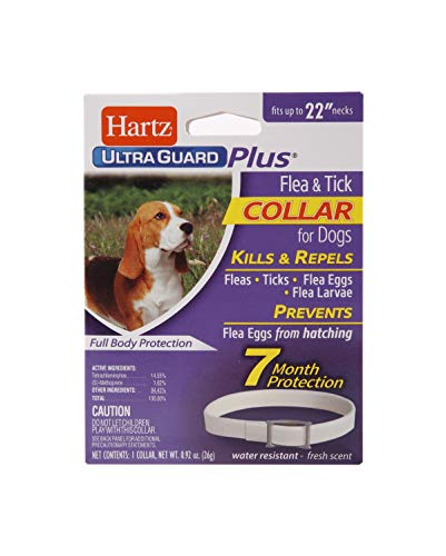 (Hartz UltraGuard Plus Flea Tick Collar Dog )