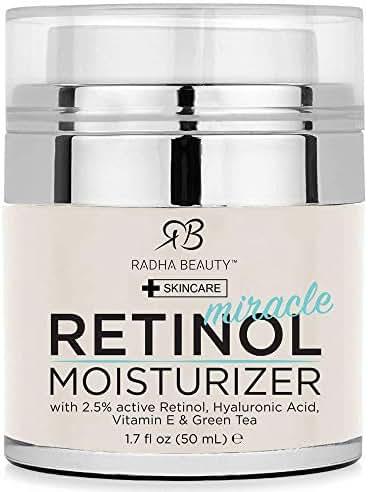 Facial Moisturizer: Radha Beauty Miracle Retinol Moisturizer
