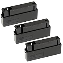 Airsoft Gear Parts Accessories 3pcs 25rd Mag Magazine For MB01 MB04 MB05 L96 Bolt Action Sniper Rifle