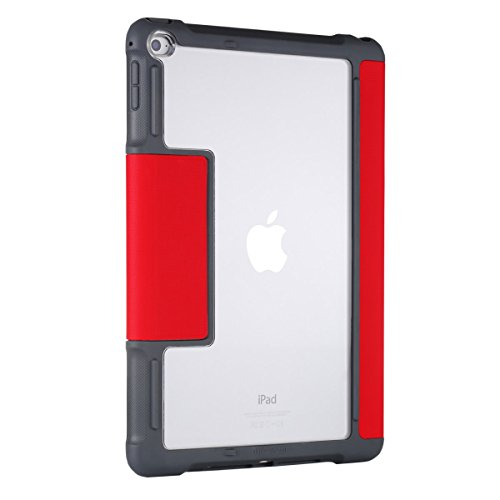 STM Dux, rugged case for Apple iPad Air 2 - Red  (stm-222-104J-29) (Case Ipad Stm)